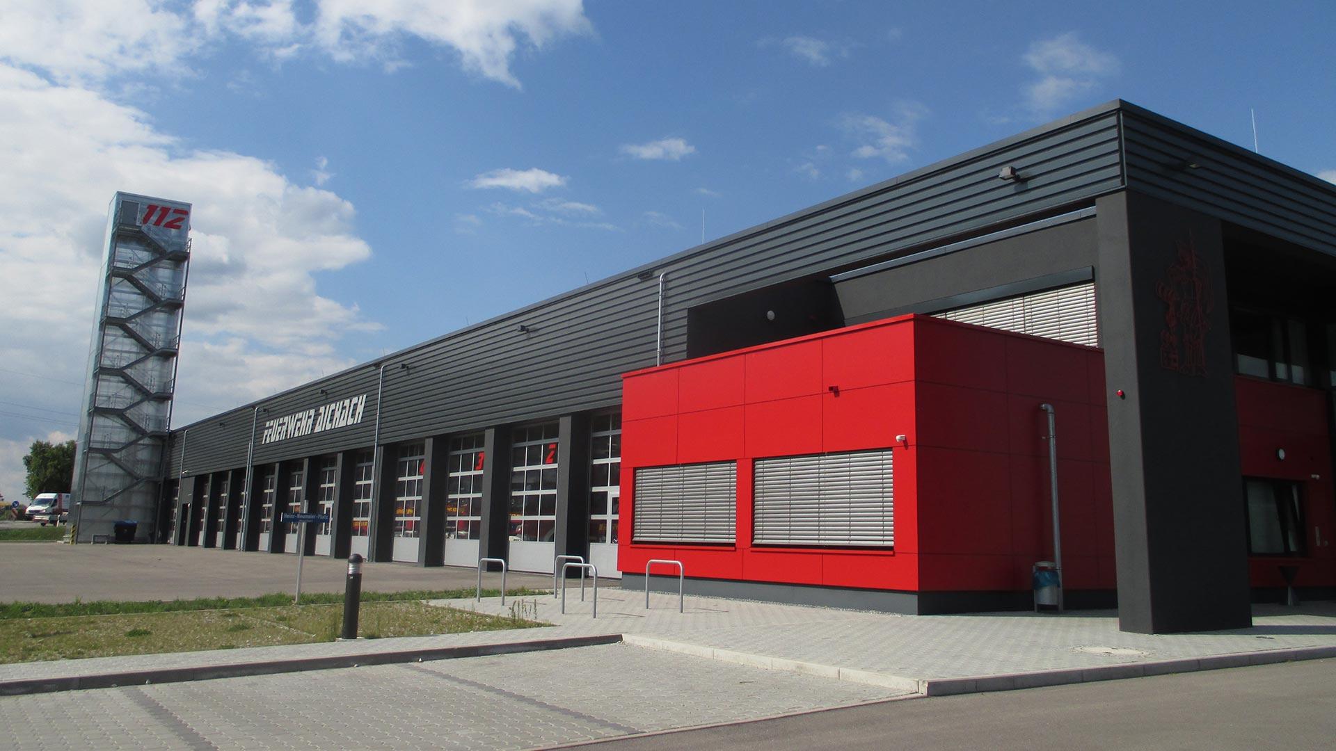 Feuerwehrgerätehaus Aichach