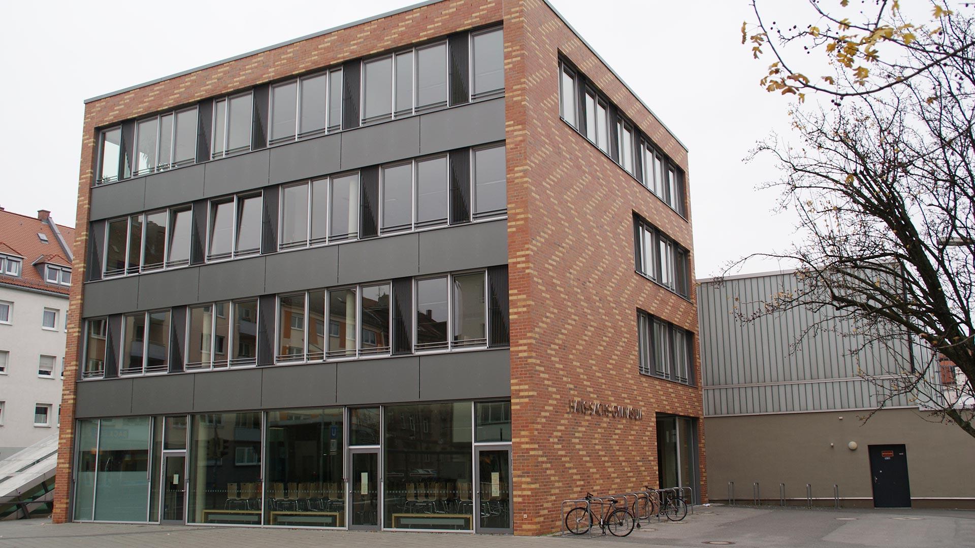 Hans-Sachs-Gymnasium Nürnberg