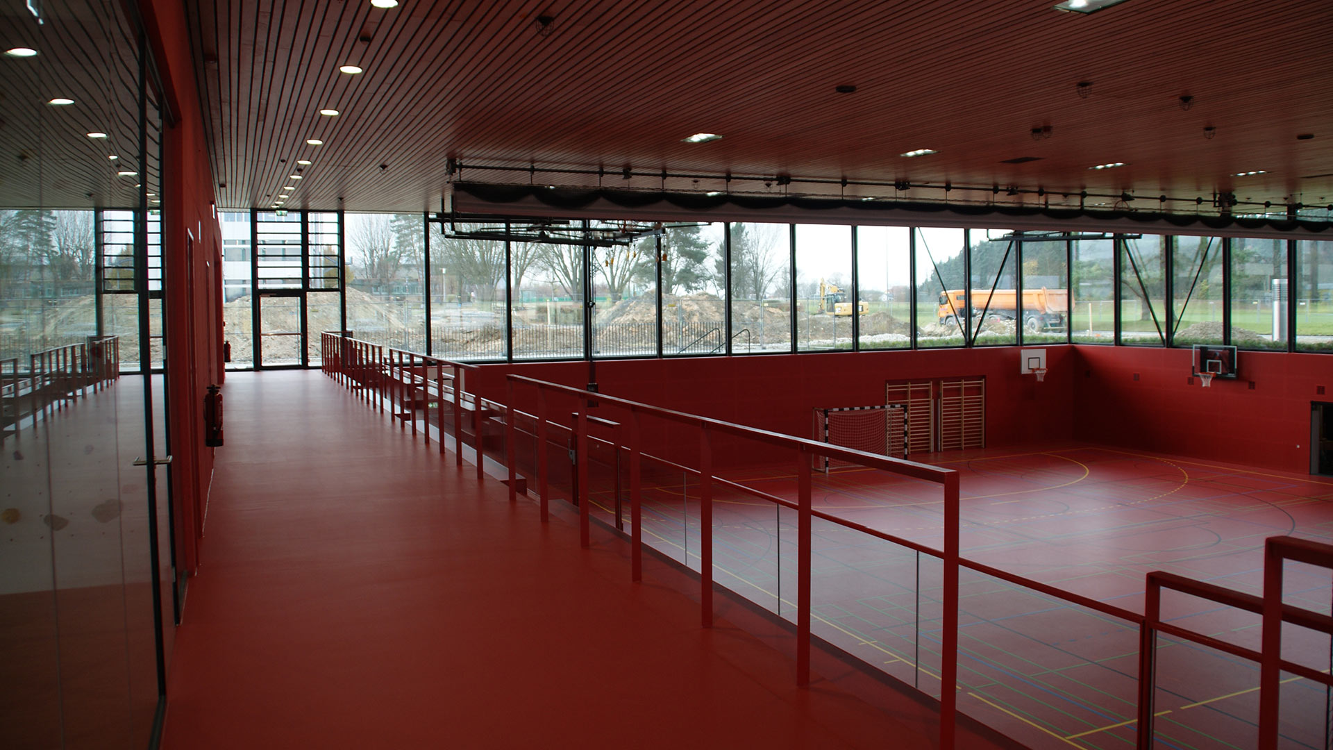 Mehrzweckhalle Postbauer-Heng