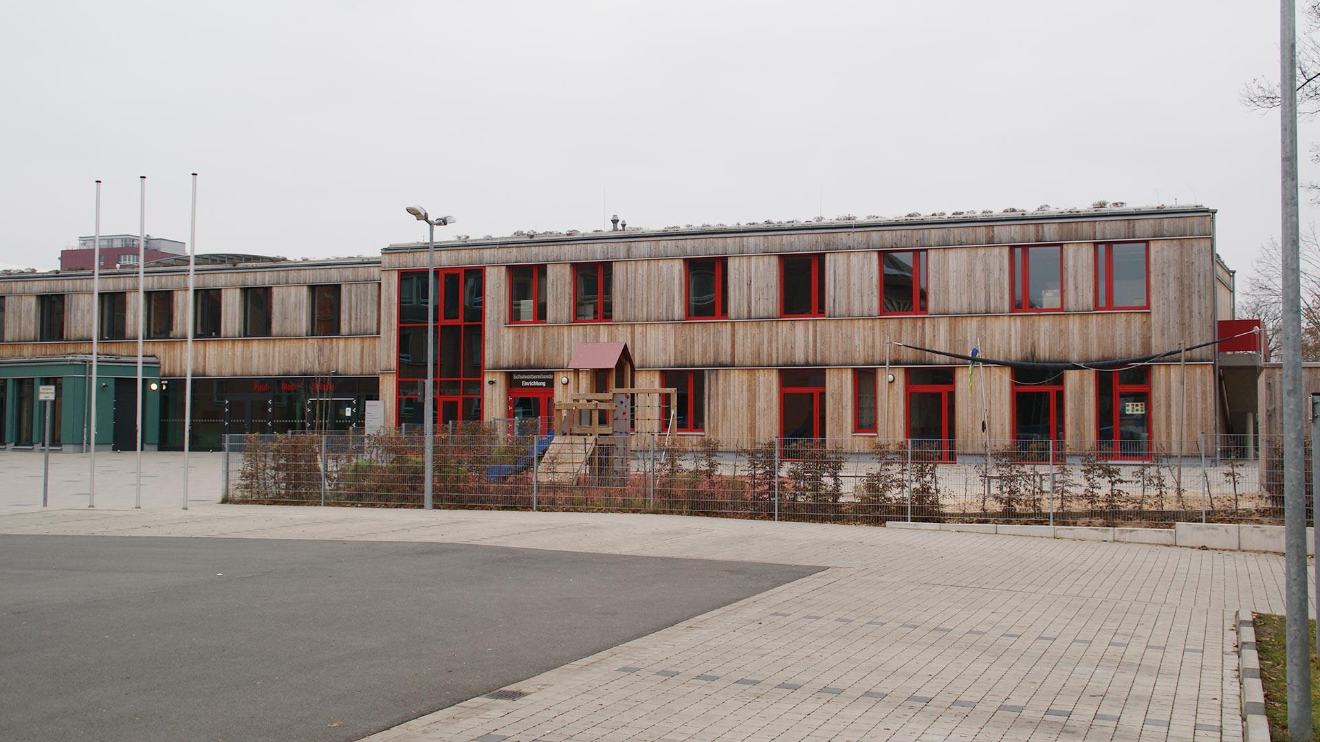 Paul-Mohr Schule Nürnberg